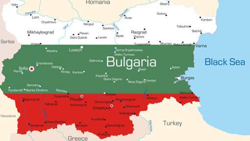 такси в Болгарию из Украины