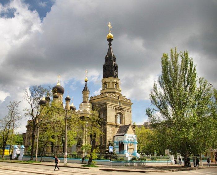 собор междугороднее такси Одесса мелитополь