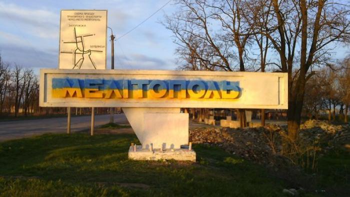 такси Одесса - Мелитополь